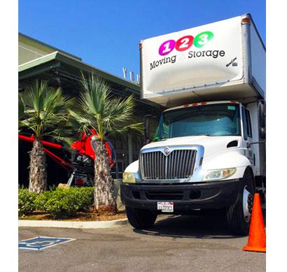 123 Moving U0026 Storage : Los Angeles Movers   Report Card FranklinReport.com
