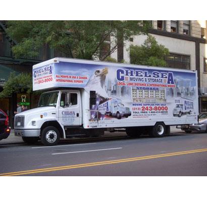 Chelsea Moving U0026 Storage : New York City Movers   Report Card  FranklinReport.com