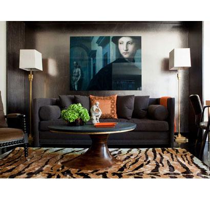 Characteristic, Joyful, Modern Hued Interior Design